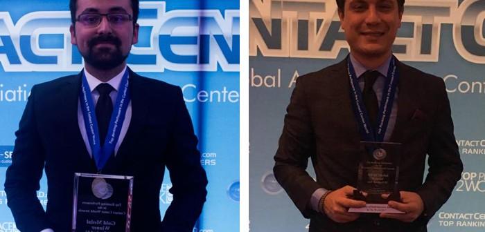 Vestel Çağrı Merkezi, Contact Center World Awards'da  ikinci kez Dünya Şampiyonu